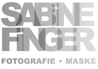 Sabine Finger, Fotografie Maske